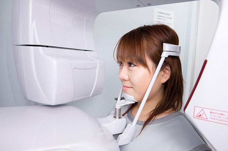 X線CTによる診断(リスクの軽減)