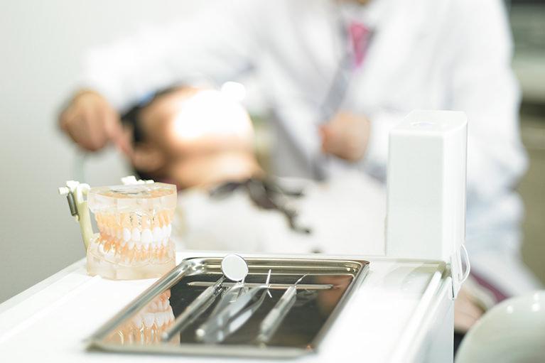総合病院の口腔外科との連携
